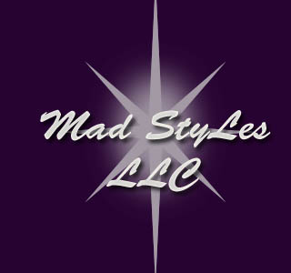Mad StyLes Salon Logo